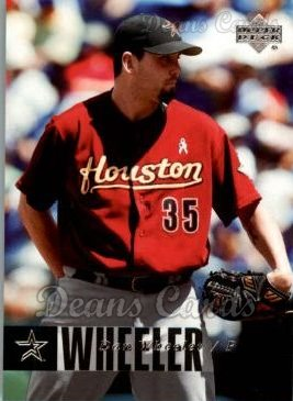 2006 Upper Deck #210  Dan Wheeler