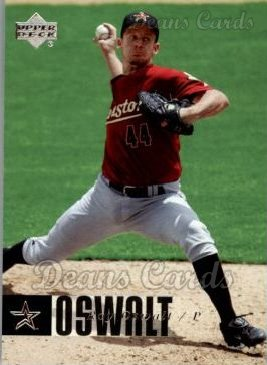 2006 Upper Deck #217  Roy Oswalt