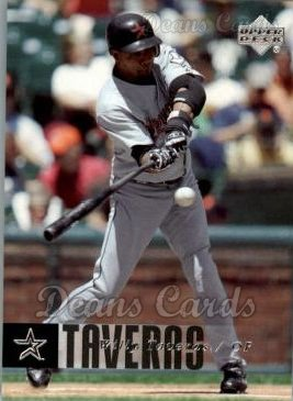 2006 Upper Deck #218  Willy Taveras