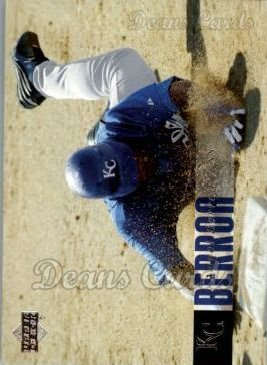 2006 Upper Deck #220  Angel Berroa