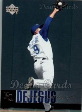 2006 Upper Deck #222  David DeJesus