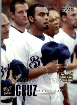 2006 Upper Deck #258  Nelson Cruz