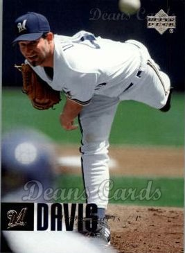 2006 Upper Deck #260  Doug Davis