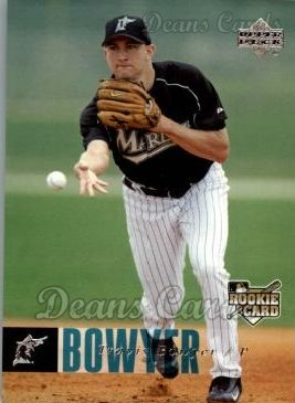 2006 Upper Deck #274  Travis Bowyer