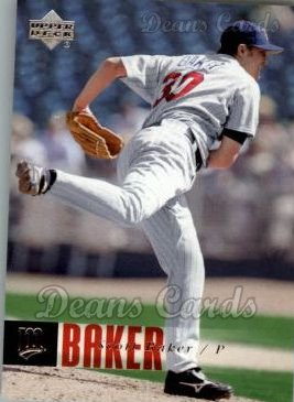 2006 Upper Deck #283 A Scott Baker