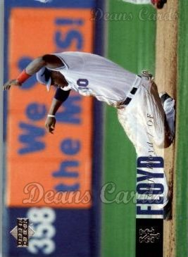2006 Upper Deck #288  Cliff Floyd