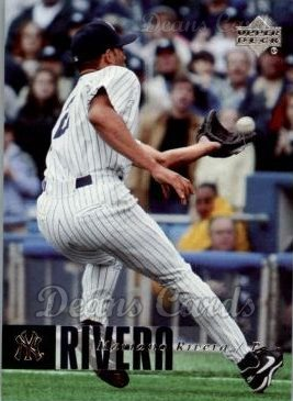 2006 Upper Deck #313  Mariano Rivera
