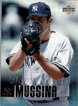 2006 Upper Deck #315  Mike Mussina