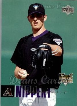 2006 Upper Deck #32  Dustin Nippert
