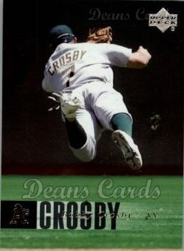 2006 Upper Deck #322  Bobby Crosby