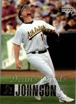 2006 Upper Deck #324  Dan Johnson