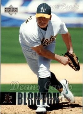 2006 Upper Deck #331  Joe Blanton