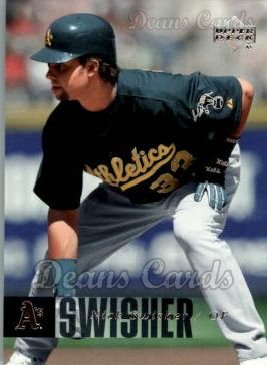 2006 Upper Deck #335  Nick Swisher