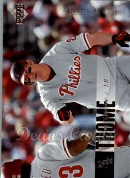 2006 Upper Deck #345  Jim Thome