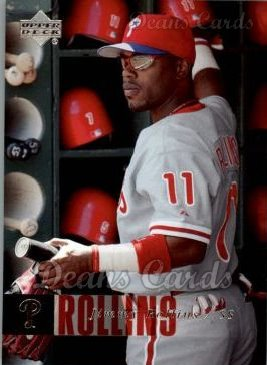 2006 Upper Deck #346  Jimmy Rollins