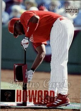2006 Upper Deck #352  Ryan Howard