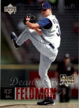 2006 Upper Deck #371  Scott Feldman