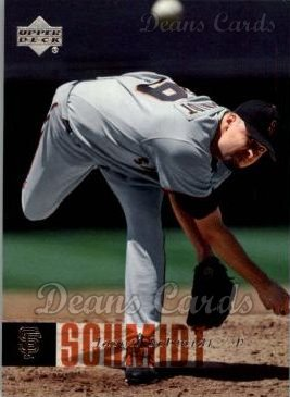 2006 Upper Deck #392  Jason Schmidt