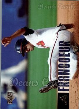 2006 Upper Deck #40  Jeff Francoeur