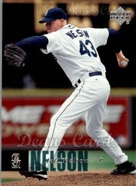 2006 Upper Deck #408  Jeff Nelson