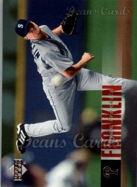 2006 Upper Deck #414  Ryan Franklin