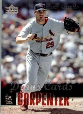 2006 Upper Deck #420  Chris Carpenter