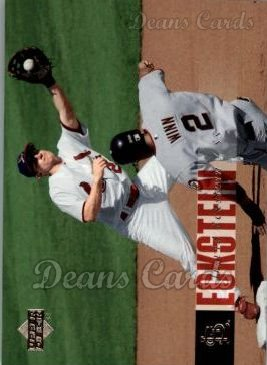2006 Upper Deck #421  David Eckstein