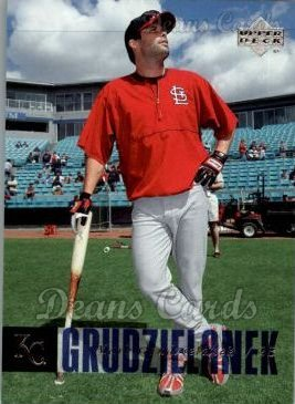 2006 Upper Deck #428  Mark Grudzielanek