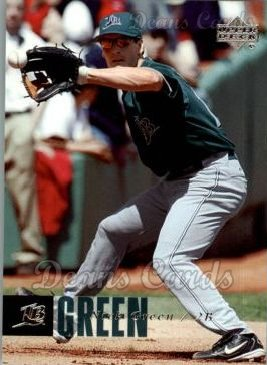 2006 Upper Deck #446  Nick Green