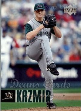 2006 Upper Deck #448  Scott Kazmir