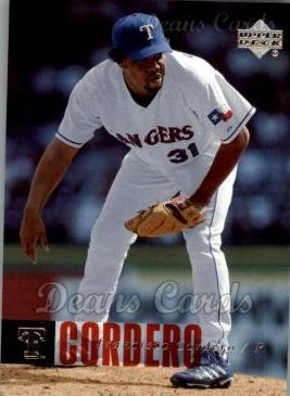 2006 Upper Deck #456  Francisco Cordero