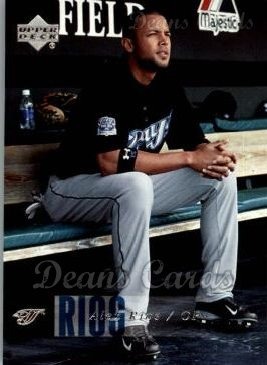 2006 Upper Deck #469  Alex Rios