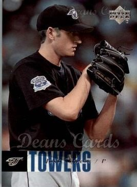 2006 Upper Deck #476  Josh Towers