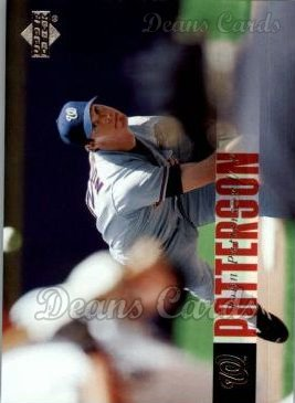 2006 Upper Deck #490  John Patterson