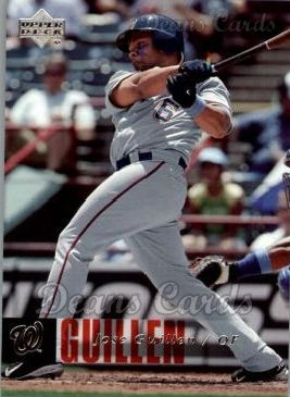2006 Upper Deck #491  Jose Guillen