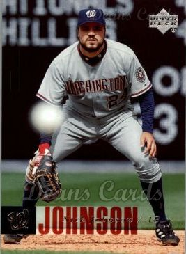 2006 Upper Deck #495  Nick Johnson