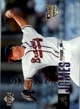 2006 Upper Deck #50  Chuck James