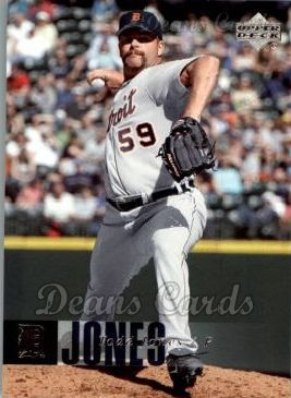 2006 Upper Deck #609  Todd Jones