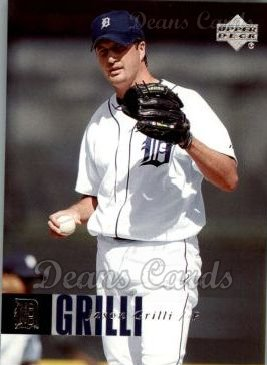 2006 Upper Deck #614  Jason Grilli