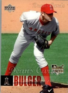 2006 Upper Deck #653  Jason Bulger