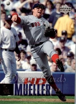 2006 Upper Deck #70  Bill Mueller
