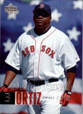 2006 Upper Deck #73  David Ortiz