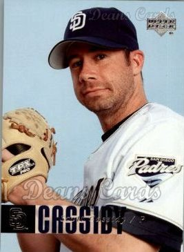 2006 Upper Deck #781  Scott Cassidy