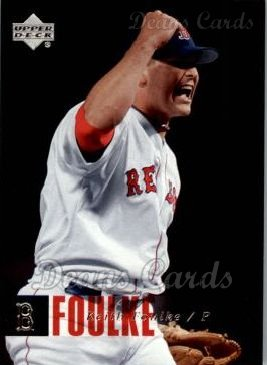 2006 Upper Deck #79  Keith Foulke
