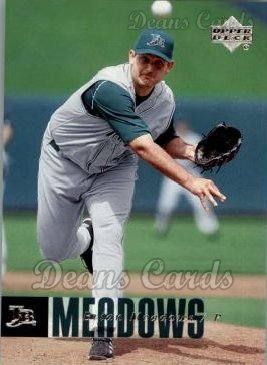 2006 Upper Deck #818  Brian Meadows
