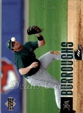 2006 Upper Deck #826  Sean Burroughs