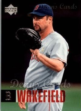 2006 Upper Deck #84  Tim Wakefield