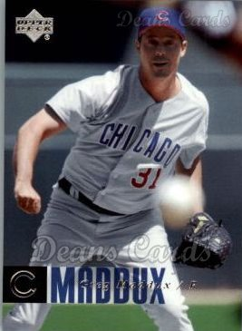 2006 Upper Deck #92  Greg Maddux