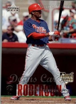 2006 Upper Deck #958  Chris Roberson