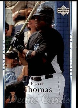 2007 Upper Deck #1004  Frank Thomas